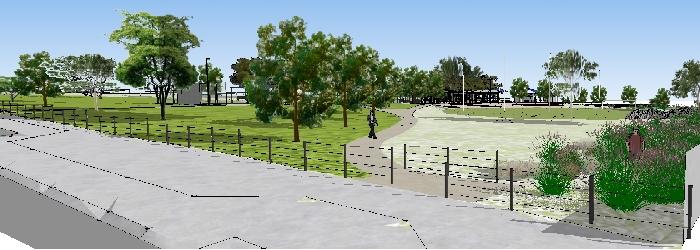 Whait Reserve Concept Plan