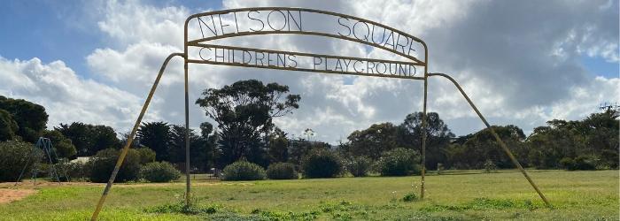 Nelson Square Dog Park